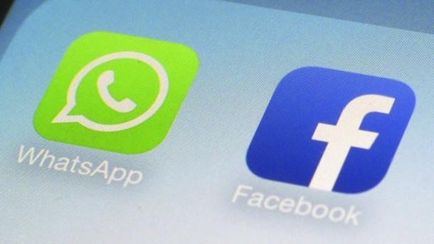 Whatsapp und Instagram sollen bald anders heißen