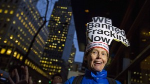 New York verbietet Fracking