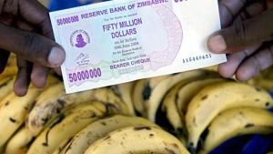 Der künstliche Börsenboom in Harare