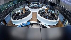Wieder Zinsangst am Aktienmarkt