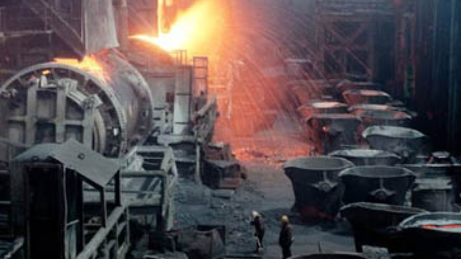 Nickel-Gewinnung in Norilsk