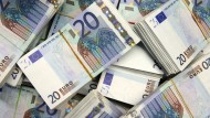 Privates Geldvermögen der Deutschen wächst rasant