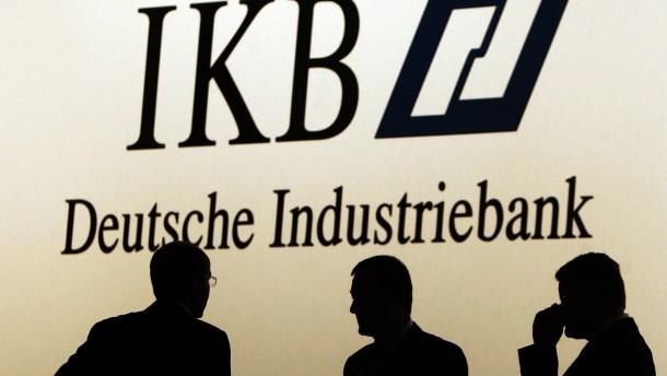 Schadensersatz für IKB-Anleger