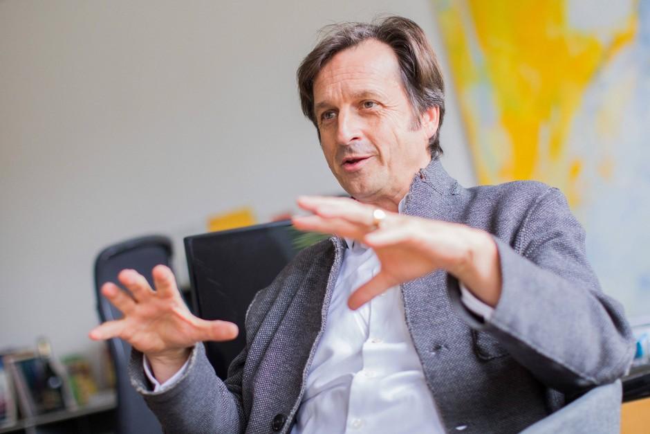 Stephan Grünewald ist Psychologe und Gründer des Marktforschungsinstituts Rheingold.