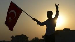 Sanktionsdrohung setzt türkischer Börse zu