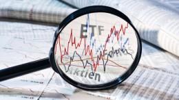 """""""Verschnaufpause"""" im ETF-Boom"""