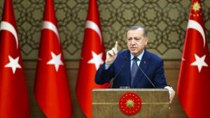 Der Ausverkauf der türkischen Lira geht weiter