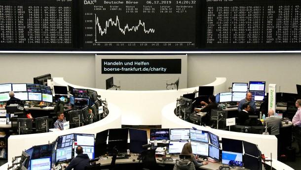 Die Börse wartet weiter auf Antworten