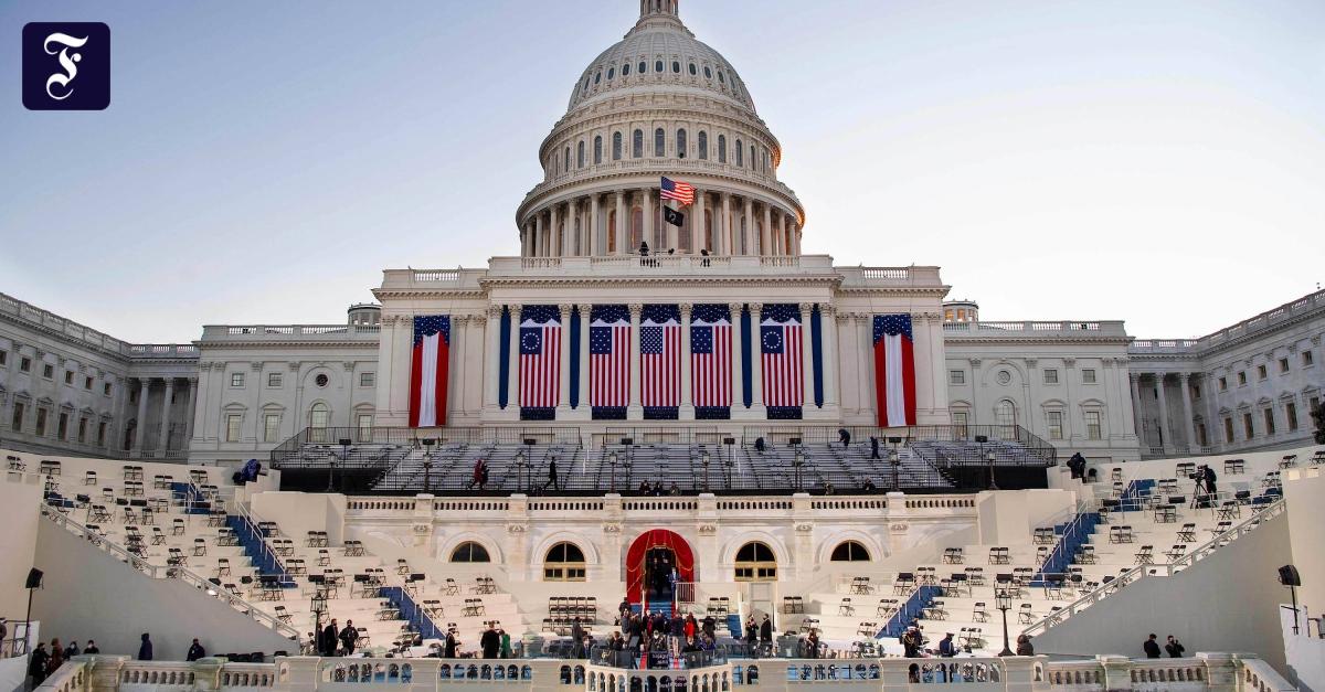 Anleger feiern Biden als neuen amerikanischen Präsidenten