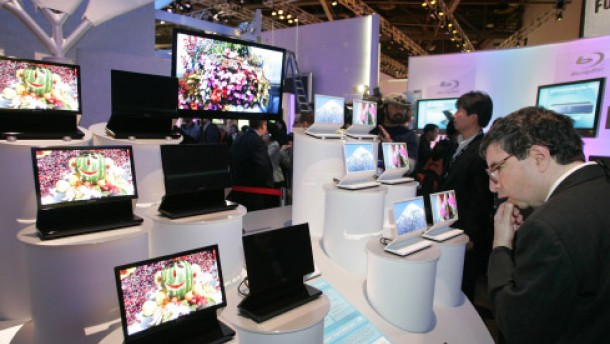 Der LED-Markt bietet Phantasie - Selektion ratsam
