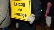 DDR-Bürgerrechtler wollen mit Pegida-Anhängern diskutieren