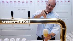 Brauereiriese AB Inbev sorgt für Gesprächsstoff