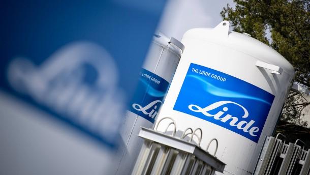 Linde musste Aktionäre nicht zur Fusion mit Praxair befragen