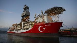 Türkische Lira durchbricht wichtige Marke