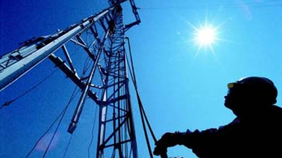 Einträglich: Suchen und Fördern von Öl