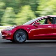 Teslas Modell 3 für den Massenmarkt