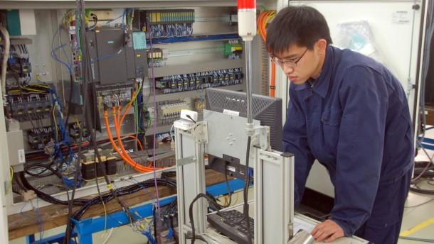 Chinas Wirtschaft wächst um 7,7 Prozent