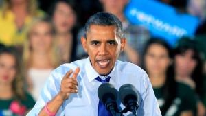 Wahlsieg von Obama könnte Amerika 16 Milliarden Dollar sparen