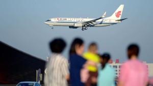 Wenn es nieselt, fallen in China die Flüge aus