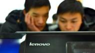 Lenovo fürchtet Ende von Chinas Hyperwachstum