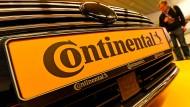 Continental will im nächsten Jahr seine Sparte für Antriebstechnik an die Börse bringen.
