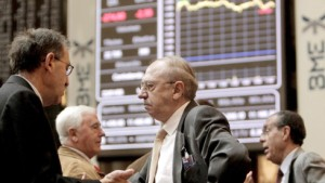 Aktienmarkt unter Druck