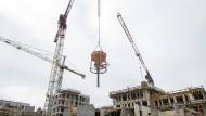 Baugenehmigungen auf höchstem Stand seit 2000