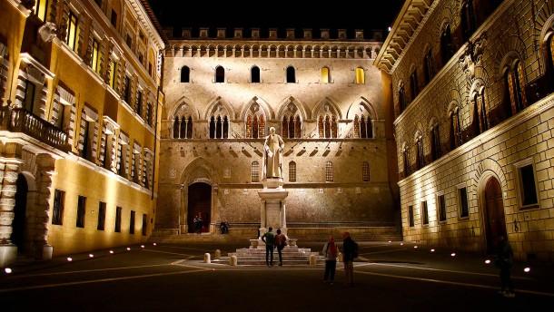 Italien will Bank Monte dei Paschi doch privatisieren