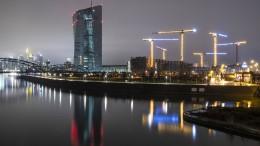 EZB dürfte der höheren Inflation ins Auge schauen