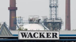 Wacker-Aktie in der Solar-Krise