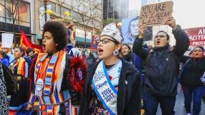 Die Sioux-Indianer und die Pipeline