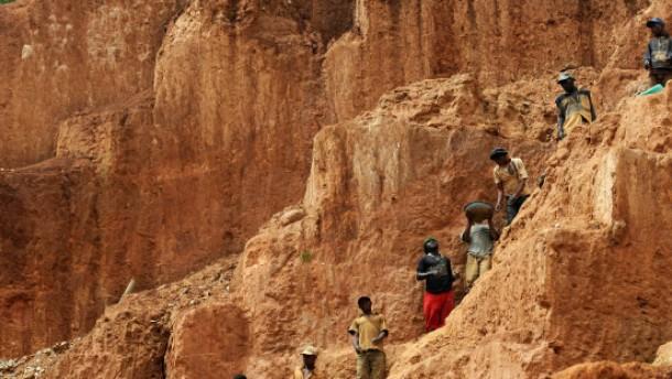 Goldgrube mit erheblichen politischen Risiken