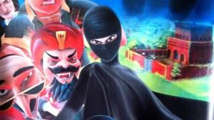 Burka-Superheldin sorgt für Streit in Pakistan
