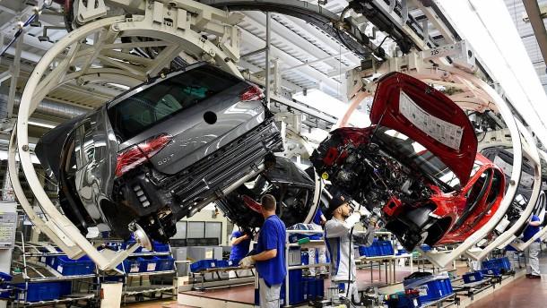 Entschärfter Handelsstreit gibt Autoaktien Auftrieb