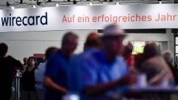 Wirecard-Aktionäre rechnen mit ihrem Vorstand ab