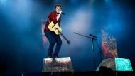 Wenn Ed Sheeran rockt, steht die DEAG meist dahinter.