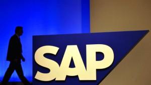 SAP senkt Umsatzprognose und hebt Renditeerwartungen