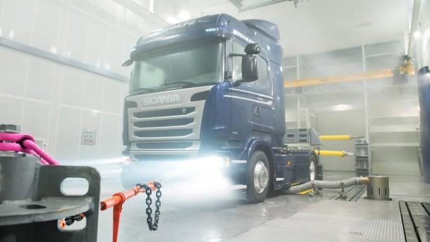 VW, MAN und Scania steuern in die Sackgasse