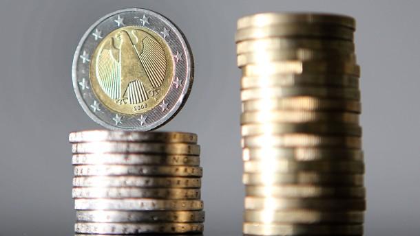 Finanzvermögen des deutschen Staates steigt um 48 Milliarden Euro