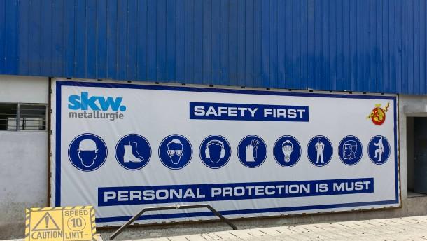 SKW Stahl stellt Insolvenzantrag