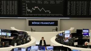 """""""Die Finanzmärkte warten auf weißen Rauch aus Washington"""""""