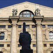 Nicht nur in Mailand gibt sich die Börse nach dem Referendum eher lässig.