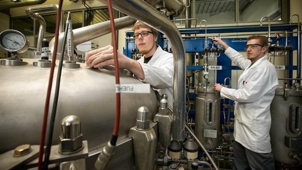 Deutsche Biotechs auf Wachstumskurs
