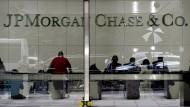 JP Morgan hat anscheinend etwas zu viel an Gebühren verlangt.