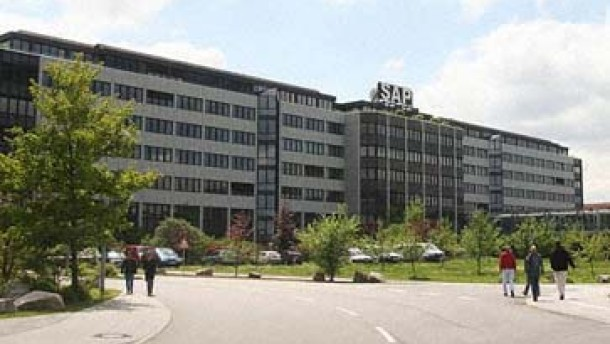 SAP muß weiter in die hohe Bewertung hineinwachsen