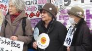 Die Anti-Atom-Senioren lassen sich nicht unterkriegen