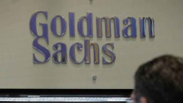 Goldman Sachs zahlt 550 Millionen Dollar
