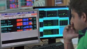 Indischer Aktienmarkt versinkt vorübergehend im Chaos