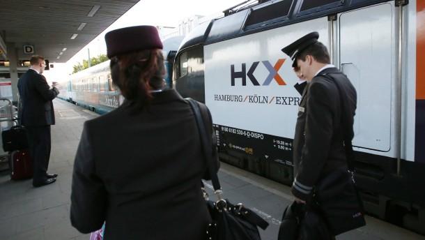 Deutsche Bahn bekommt Konkurrenz
