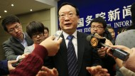 """Wegen """"gravierender Verstöße gegen die Disziplin"""" wurde der chinesische Statistikamtschef Wang Baoan verhaftet."""